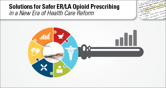 Solutions for Safer ER/LA Opioid Prescribing in a New Era of Health Care Reform