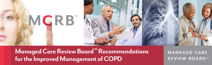 MCRB Recommendations for the Improved Treatment of COPD