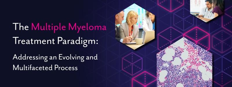 The Multiple Myeloma Treatment Paradigm